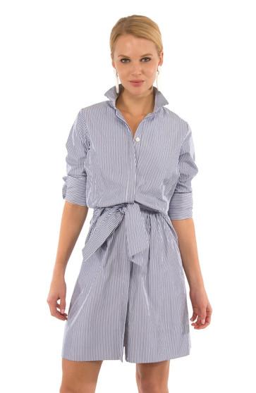 Breezy Blouson Dress