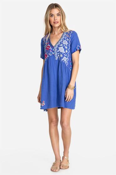 Florence Asymmetrical Tunic Dress