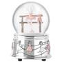 Ballerina  Musical Water Globe