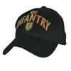 US ARMY 1ST INFANTRY - U.S. Army Black Military Baseball Cap Hat
