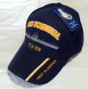 USS FORRESTAL CV-59 US NAVY SHIP HAT OFFICIALLY LICENSED BASEBALL CAP