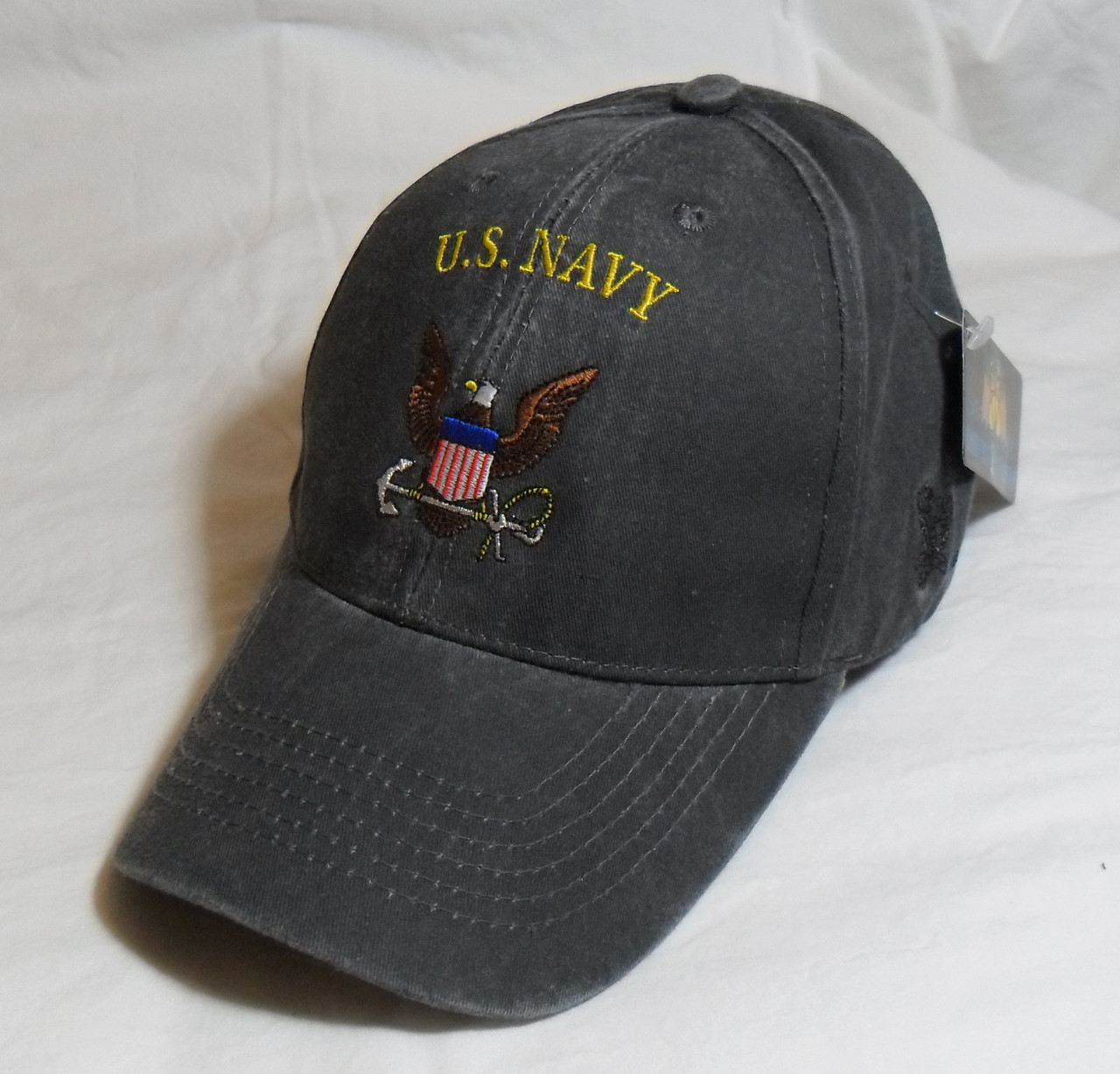 US NAVY UNITED STATES NAVY - Insignia Officially Licensed Baseball Cap Hat 5daa67c34cc1