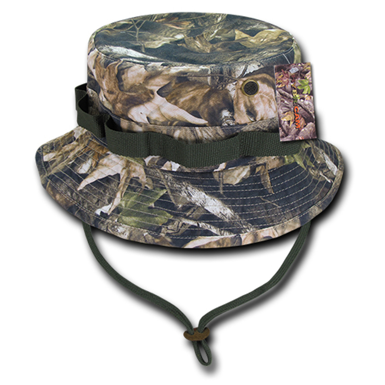 Hybricam Military Style Boonie Hunting Army Fishing Outdoor Hiking Bucket  Jungle Hat c5337be9a2a2
