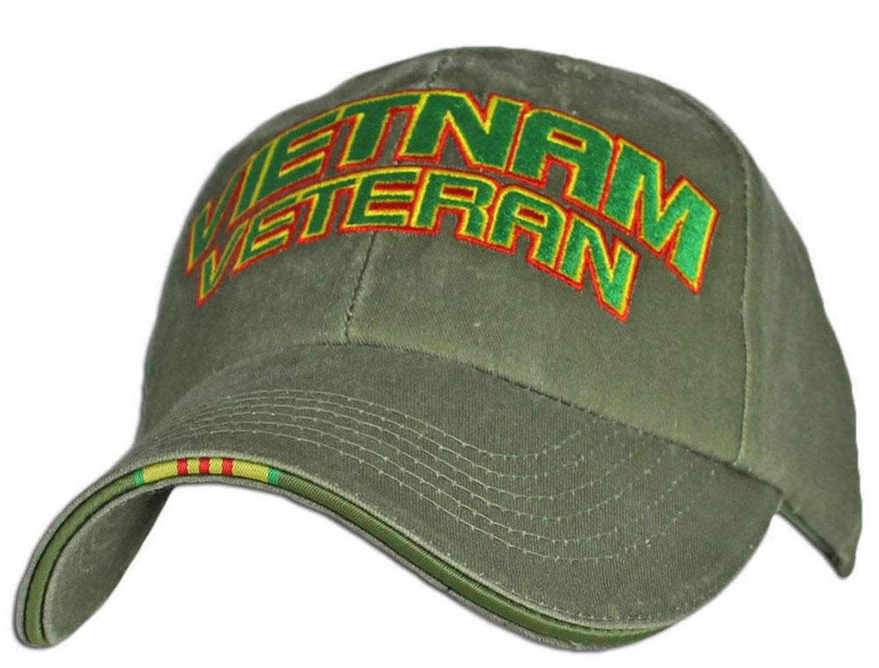 Vietnam Veteran ODG Miltary Hat Baseball Cap (You are Appreciated) a017039dbe47