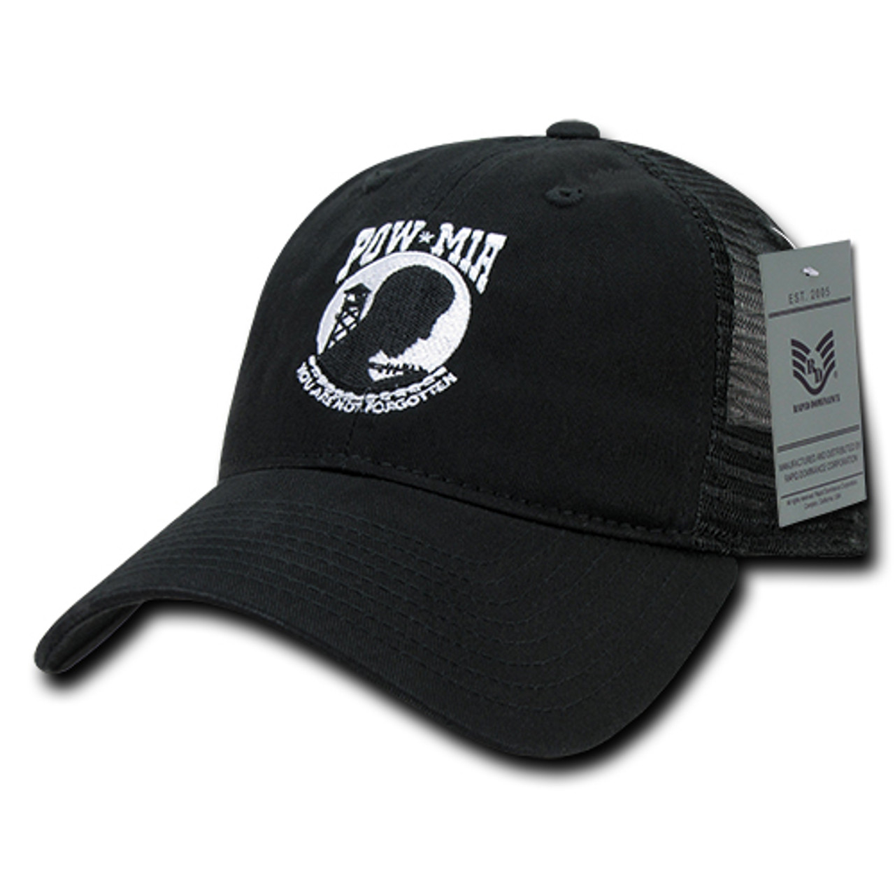 No One Left Behind Wounded Warrior Military Hat Baseball Cap ODG