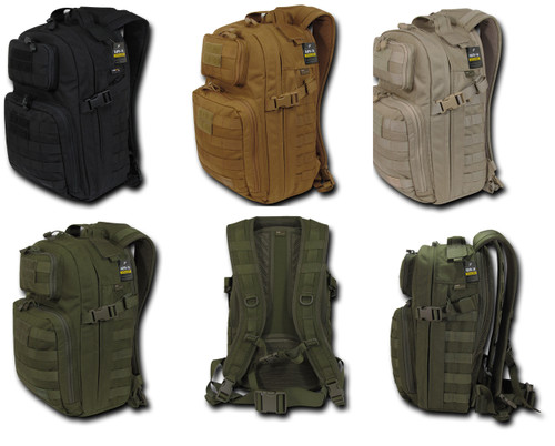 Lethal 12, Tactical Pack Bag Military Army Hiking Backpack Life Time Warrnaty