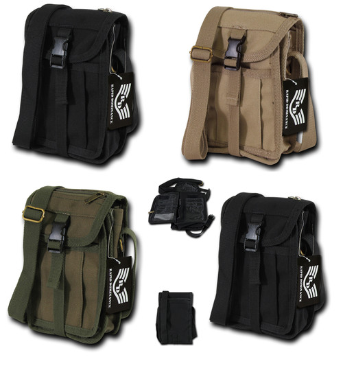Travel Portfolio Bag Heavyduty Canvas Bag Bags Shoulder Strap