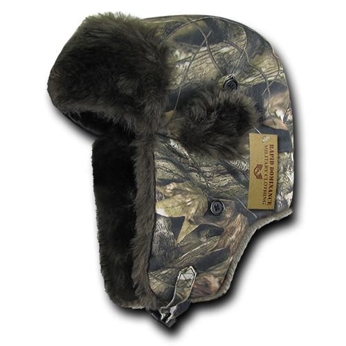 386b51b5ae336 Hybricam Aviator HatFaux Trapper Bomber Winter Trooper Caps Fur Ear flap  Ski Hat