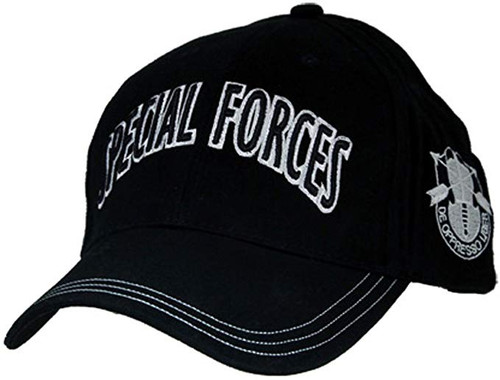 Special Forces  With Logo Military Hat Baseball Cap Officially Licensed