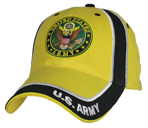 U.S. ARMY WITH ARMY SEAL  - Officially Licensed Baseball Cap Hat