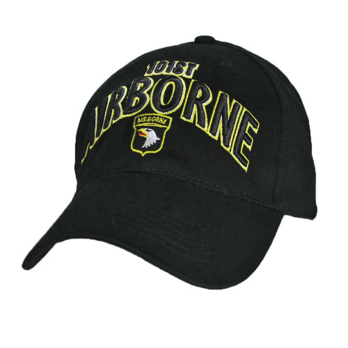 101st Airborne Screaming Eagles Hat - U.S. Army Officially Licensed Military Hat Baseball Cap