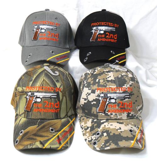 2nd Amendment Hat Baseball Cap Patriotic Hat