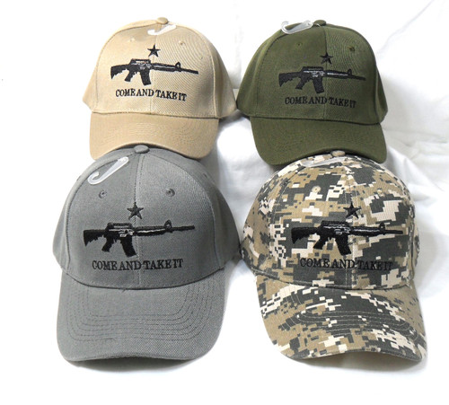 Come Take It Tactical Military Hat Baseball Cap Hat