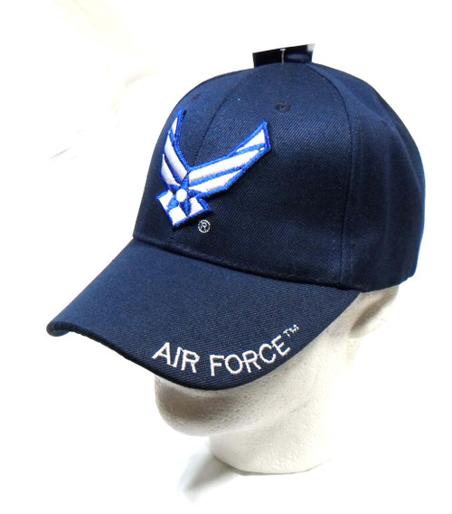 US AIR FORCE OFFICIALLY LICENSED Embroidered With Hap Hat Baseball cap