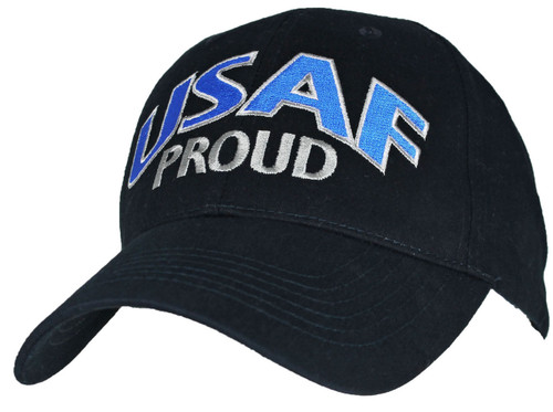 USAF US Air Force  USAF Proud Officially License Military Hat Baseball Cap