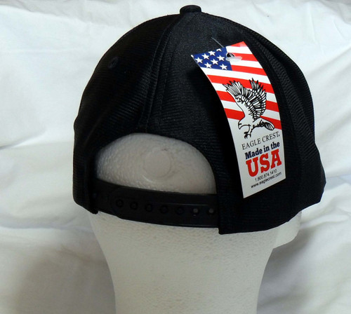 USS ENTERPRISE CVN-65 US NAVY SHIP HAT OFFICIALLY LICENSED BALL CAP Made in  USA 9c70ffb1562f