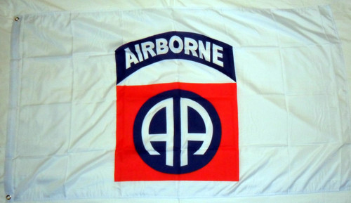 82nd Airborne Flag - U.S.Military US ARMY Officially Licensed Military Flag