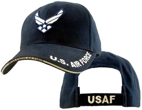 U.S.A.F. US AIR FORCE OFFICIALLY LICENSED Military Hat Baseball cap