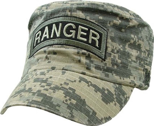 U.S. Army Ranger ACU With Logo Military Hat Baseball Cap Officially Licensed