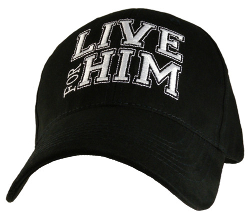 44f3ab19061 I Will Fear No Evil For Thou Art With Me Psalm 23 4 Christian Hat ...