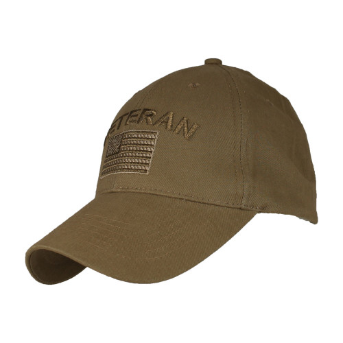 US Military Veteran - U.S. Military with Flag CYB Baseball Cap Hat