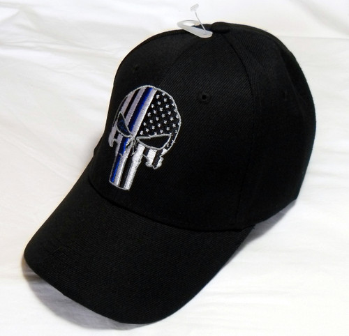 Rapid Dominance A03-TBL-BLK Relaxed Graphic Cap Thin Blue Line Black