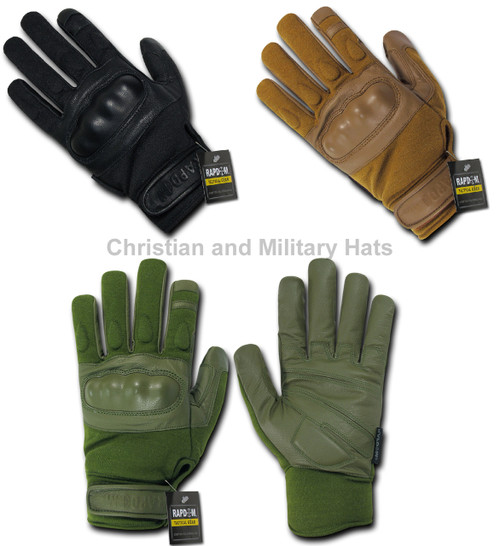 Nomex Knuckle Tactical Glove Gloves Sizes S to 2XL