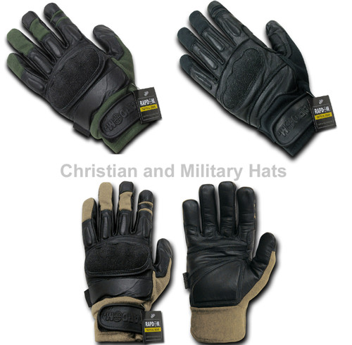 Kevlar Tactical Gloves Glove Gloves excellent for M.O.U.T.  Sizes XS to 3XL