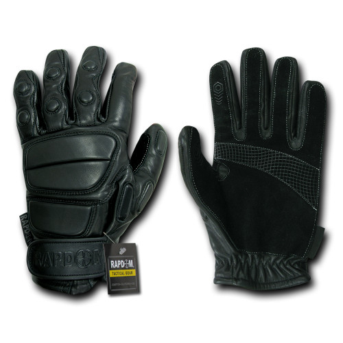 Heavy Duty Rappelling Tactical Gloves Glove Sizes S To XXL