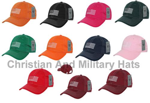 506499b5672 TBL Black USA American Flag Tactical Operator Mesh Flex Fit Baseball ...