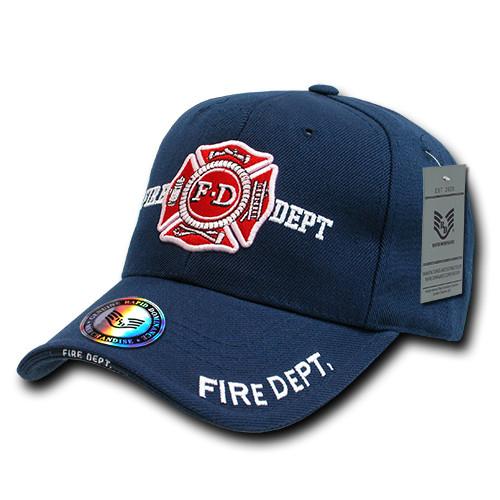 ... Fire Fighter Fire Dept. Fire Rescue Hat Baseball Cap (Your service is  Appreciated) ... 57e58f45950c