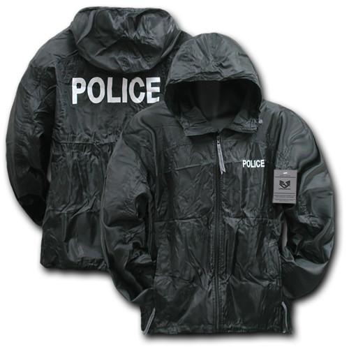 Police Law Enforcement Windbreaker