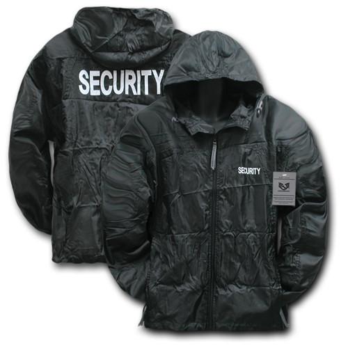 Security Law Enforcement Windbreaker