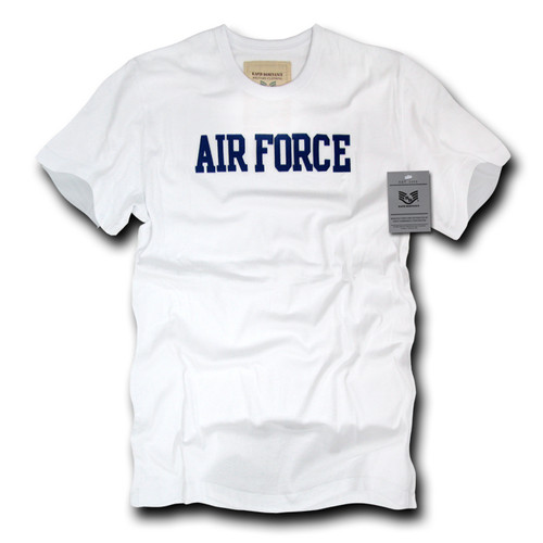 USAF United States Air Force Applique Military T-SHIRT