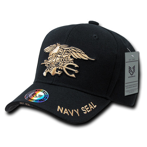 4b127280ed0 US Navy SEAL United States Navy Officially Licensed Military Hat Baseball  Cap Hat