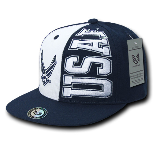 Stack Up USAF US Air Force Military Hat With HAP OFFICIALLY LICENSED  Baseball Cap Hat