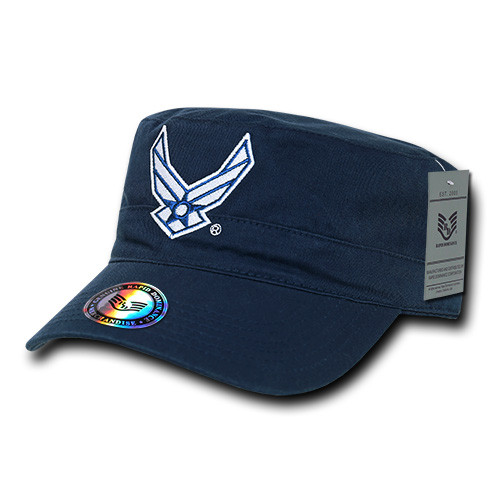 United States Air Force USAF US MILITARY OFFICIALLY LICENSED  Flat Top BDU Baseball Cap Hat