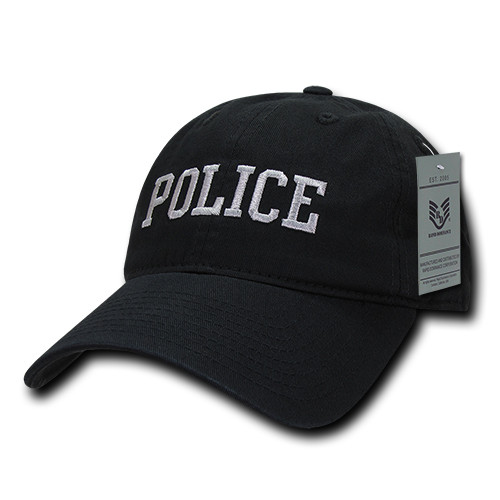Police Law Enforcement Relaxed Fit Hat Baseball Cap Hat