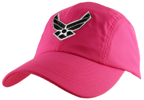 Ladies U.S.A.F. US AIR FORCE Light Weight OFFICIALLY LICENSED Military Hat baseball cap