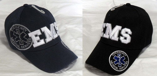 EMS Emergency Medical Services  hat Baseball cap
