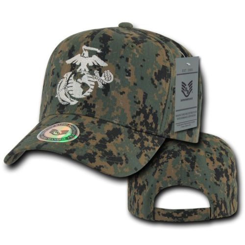 748359f306 United States US Marines Corps USMC OFFICIALLY LICENSED MCU Baseball Cap Hat