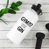 Personalised Gym Water Bottle