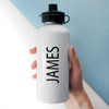 Personalised Reusable Water Bottle