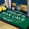 Personalised Home Bar Runner Mat