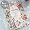 Children's Personalised Colouring Book