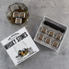 Stainless Steel Ice Cubes Gift Boxed