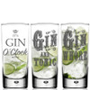 HighBall Gin Glasses