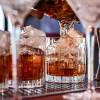 Deco Crystal Whisky Glasses By Flow Barware