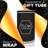 good-day-bad-whisky glasses gift tube