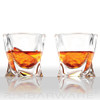FLOW Twist Whisky Glass Gift Set of 2